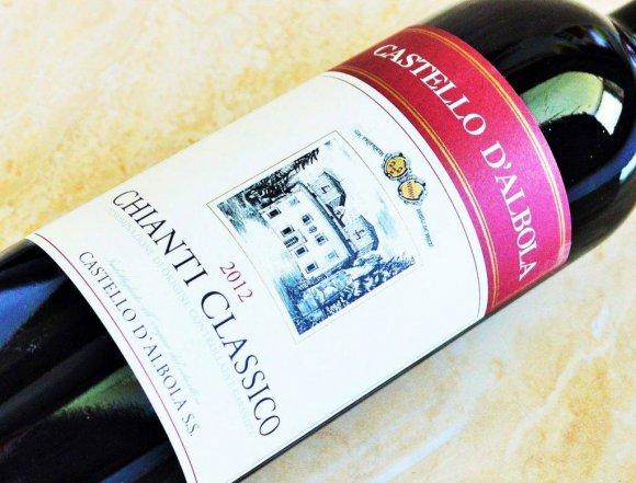 Wine Tasting Castello d'Albola Chianti Classico ( Tuscany )